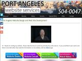 Port Angeles Website Services