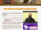 Floor Covering Consultant Roy Leach