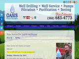 Oasis Water Services