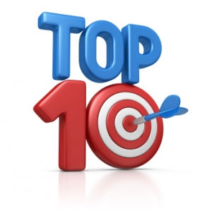 Top Ten Website Tips